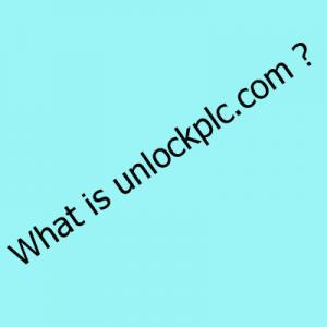 unlock plc
