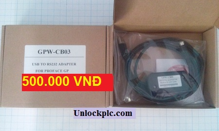 GPW-CB03 Proface Cable