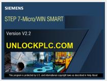 Phần mềm lập trình PLC S7-200 SMART V2.2