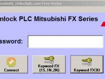 Phần mềm Crack PLC Mitsubishi KeyReader V1.0