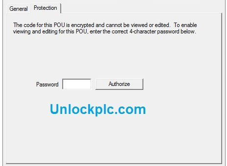 Hướng dẫn Crack password POU Project S7-200