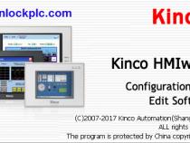 Phần mềm lập trình HMI Kinco HMIWare V2.2