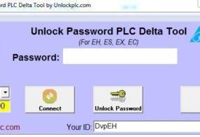 Crack Password PLC Delta DVP FULL Series
