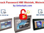 Crack Password HMI Weintek Weinview