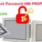 Crack Password HMI Proface GP4000 GP3000 GP2000